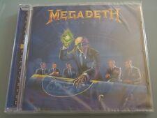 MEGADETH - RUST IN PEACE - CD NUOVO SIGILLATO (SEALED)