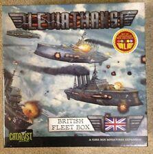 Leviathans: British Fleet Box by  Catalyst Game Labs