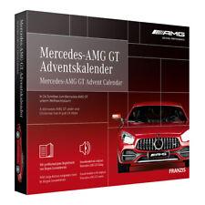 Franzis Adventskalender Mercedes-AMG GT Autobausatz Baukasten Weihnachtskalender