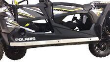 Polaris RZR-4 900 Rock slider skid plates. 2015-2018 models.