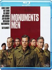 Monuments Men ( Blu Ray ) Clooney, Damon, Murray, Goodman