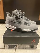 "Air Jordan 4 ""Cool Grey"" Size 9.5 (Purchased From GOAT) DM For More Pics"