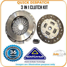 3 IN 1 CLUTCH KIT  FOR CITROÃ‹N C4 I CK10205