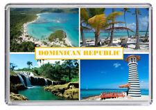 Dominican Republic, Caribbean Fridge Magnet 01