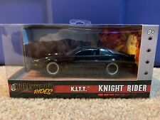 Knight Rider K.I.T.T. Hollywood Rides by Metals Die Cast New Sealed
