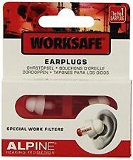 New Alpine Worksafe Earplugs