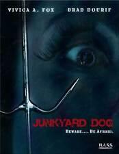 JUNKYARD DOG Movie POSTER 27x40