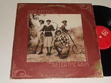 SIDE EFFECT After The Rain Elektra 6E-261 Funk Soul Disco album vinyl