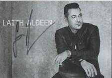Originalautogramm - Laith Aldeen