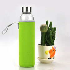 New Sport Water Bottle Cover Neoprene Insulated Bag Case Pouch for 280-750mL