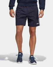 Adidas DU0492 Essentials Pantaloncino Short Bermuda Blu Nero NUOVA COLLEZIONE
