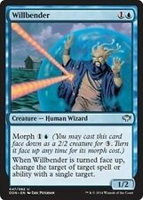 4x Soggiogatore - Willbender MTG MAGIC DD SvC Speed vs. Cunning Eng