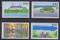 Bund Mi Nr. 1849 - 1852 **, Bilder Deutschlands IV 1996, postfrisch, MNH