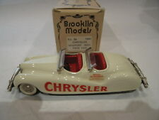 1/43 BROOKLIN 8A CHRYSLER NEWPORT INDY PACE CAR 1941