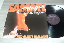 "THE VERY BEST OF SAMMY HAGAR (RED ALERT - DIAL NINE) 12"" VINYL LP RECORD ALBUM"