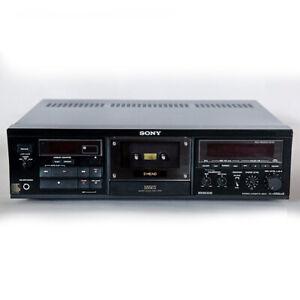 SONY TC-K555ESX Stereo Cassette deck