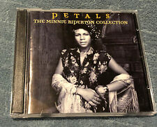 Petals: The Minnie Riperton Collection (2-Disc CD set, 2001)