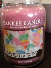 YANKEE Candle MOU al caramello salato USA VASO GRANDE