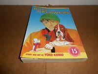 Boys Over Flowers Hana Yori Dango Vol. 15 Manga Graphic Novel Book in English