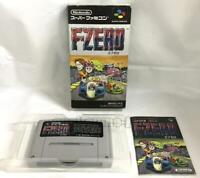 F-ZERO BOXED NINTENDO SUPER FAMICOM SNES SFC JAPAN -2