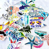50 Reise Strand Meer Sticker Stickerbomb Retrostickern Aufkleber Mix Decals aqd