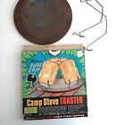 Vintage Coghlans 1971 Camp Stove Toaster Retro Fire Rustic