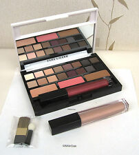 Estee Lauder Palette Pure Color Envy Sculpting Eyeshadow & Blush + 2 Lip Gloss