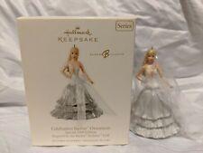 Hallmark Keepsake Barbie Ornament Celebration Special 2008 Edition Holiday Doll