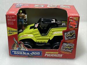 TONKA Joe Motorized Flame Pulverize Vehicle  Armored Joe NO. 92560