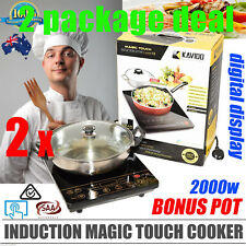 Kavido Magic Touch Induction Cooker Cooktop Portable Electric