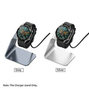 Magnetic Charger Stand For Huawei Smart Watch Gt2 Gt Gt2E Honor Gs Pro Aluminum