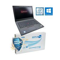 "COMPUTER NOTEBOOK LENOVO THINKPAD L460 I5 6200U 14"" FULL HD 16GB 500GB GRADO B-"