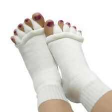 Toe Separator Massage Compression Yoga Socks- Foot Alignment Bunion Pain Relief
