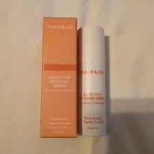 Bnib Peach & Lily Glass Skin Refining Serum K-Beauty Travel Size .5 Fl Oz