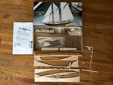 Billing Boats Bluenose II Series 600 Wood Boat Model Kit 1:100 FOR PARTS