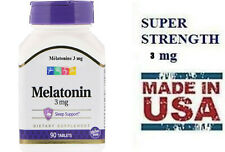 Mélatonine 3 mg - 90 comprimés - Expire en juillet 2021