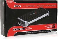 Cerwin Vega B54 1200 Watt 4-Channel Bomber Series Class D Amplifier Brand NEW