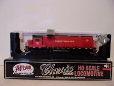 Atlas Classic Silver C424 Ph 2 Morristown & Erie Road # 18, Stock # 10-003-275