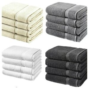 Multi Pack Large Jumbo Bath Sheets 100% Cotton Big Towels Big Bargain 400 GSM