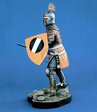 Verlinden 120mm (1/16) Italian Knight circa 14th Century Vignette with Base 1092