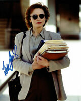 LENA OLIN - hand signed Autograph Autogramm COA Zertifikat - 20 x 25,5 cm