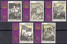 GREECE MOUNT ATHOS (Agion Oros) 2008 4th Issue SET MNH - FREE SHIPPING