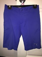 Pumu Boys Golf Shorts Size M