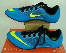 Hombre 13 Nike Zoom Rival S 7 Foto Azul Pista Tacos Zapatos 616313-470