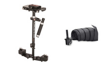 FLOWCAM HD-2000 Steadycam + ARM BRACE + METAL QUICK RELEASE FOR CAMERAS 6 LBS