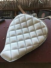 On The Frame Motorcycle Seat Sportster 2011 Leather Rich Phillips Leather Comfy