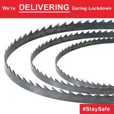 Delta 28-165-185-180 Bandsaw Blade for soft metal cutting 1//4 inch 24 TPI
