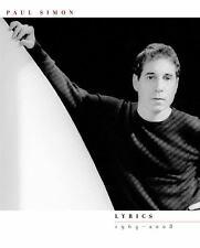 Lyrics 1964-2008 by Paul Simon