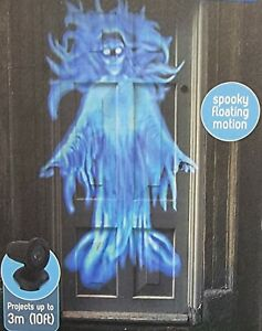 Indoor&Outdoor LED Halloween Ghostly Apparition Motion Light Festival Projector