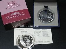 10 Euro Institut Curie 2009 Silber PP